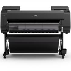 """PLOTTER CANON PRO-4100S IMAGEPROGRAF 44""""/ 2400PPP/ USB/ RED/ WIFI/ DISEÑO CAD/ TINTA 8 COLORES/ PEDESTAL"""
