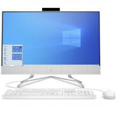 ORDENADOR ALL IN ONE HP 22-DF0054NS PENTIUM J5040 2GHZ/ 8GB/ SSD256GB/ WIFI/ BT/ W10