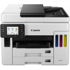 MULTIFUNCION CANON MAXIFY GX7050 INYECCION COLOR FAX/ A4/ 24PPM/ USB/ RED/ WIFI/ DUPLEX IMPRESION/ D-ADF 50 HOJAS
