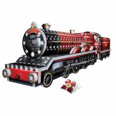 PUZZLE 3D WREBBIT HARRY POTTER EL EXPRESO DE HOGWARTS 460 PIEZAS