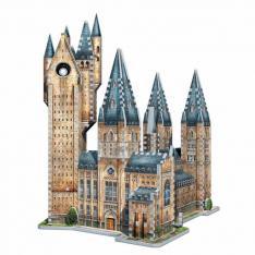 PUZZLE 3D WREBBIT HARRY POTTER LA TORRE DE ASTRONOMIA DE HOGWARTS 875 PIEZAS