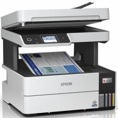 MULTIFUNCION EPSON INYECCION COLOR ECOTANK ET5170 FAX/ A4/ 17PPM/ USB/ RED/ WIFI/ WIFI DIRECT/ DUPLEX IMPRESION/ BANDEJA 250 HOJAS/ ADF 35 HOJAS