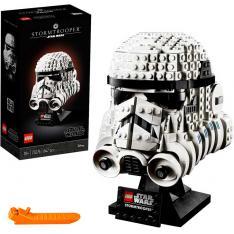 LEGO CONSTRUCCIONES STAR WARS CASCO SOLDADO DE ASALTO 75276