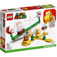 LEGO CONSTRUCCIONES SET DE EXPANSION SUPERDERRAPE DE LA PLANTA PIRAÑA 71365