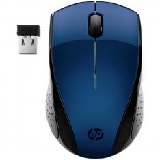 MOUSE RATON HP OPTICO WIRELESS INALAMBRICO 220 AZUL