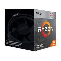 MICRO. PROCESADOR AMD RYZEN 5 3400G I 3.7GHZ 4MB AM4 RADEON RX VEGA 11