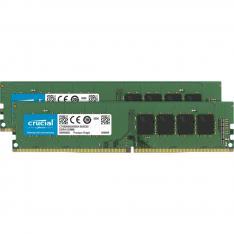 MEMORIA DDR4 64GB 2X32GB CRUCIAL / UDIMM / 3200 MHZ / PC4 25600 / CL22