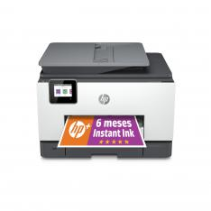 MULTIFUNCION HP INYECCION COLOR OFFICEJET PRO 9022E FAX/ A4/ 24PPM/ USB/ RED/ WIFI/ DUPLEX IMPRESION/ ADF