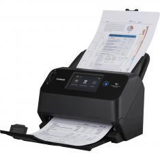 ESCANER SOBREMESA CANON IMAGEFORMULA DR-S130 30PPM/ ADF/ DUPLEX/ USB/ WIFI/ 3500 ESCANEOS/DIA