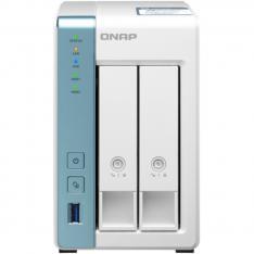 SERVIDOR NAS QNAP TS-231P3-4G 4GB ETHERNET GIGABIT