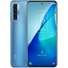 """TELEFONO MOVIL SMARTPHONE TCL 20L LUNA BLUE 6.67""""/ 128GB ROM/ 4GB RAM/ 48+8+2+2 Mpx - 16 Mpx/ 5000 mAh/"""