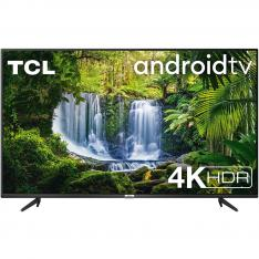 """TV TCL 43"""" LED 4K UHD/ 43P615/ ANDROID SMART TV/ HDR/ DOLBY AUDIO/ HDMI/ USB"""