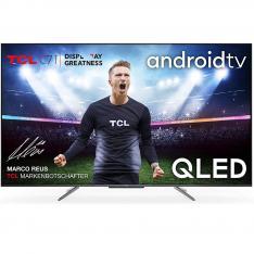"TV TCL 50"" QLED 4K/ 50C715/ ANDROID SMART TV/ HDR PREMIUM/ ULTRA DELGADO/"