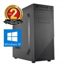 ORDENADOR PC PHOENIX TOPVALUE INTEL CORE I7 16GB DDR4 480GB SSD MICRO ATX WINDOWS 10