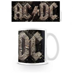 TAZA PYRAMID ROCK AC/DC ROCK OR BUST