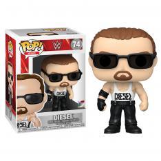 FUNKO POP DEPORTES WWE DIESEL OPCION CHASE 46845