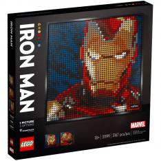 LEGO MARVEL STUDIOS IRON MAN