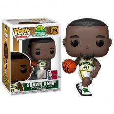 FUNKO POP NBA SONICS SHAWN KEMP CAMISETA LOCAL 47911