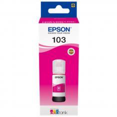 CARTUCHO ECOTANK EPSON 103 MAGENTA INK BOTELLA PARA L3110/ L3150/ L3111/ L3151