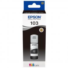 CARTUCHO ECOTANK EPSON 103 NEGRO INK BOTELLA PARA L3110/ L3150/ L3111/ L3151