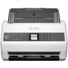 ESCANER SOBREMESA EPSON WORKFORCE DS-730N A4/ 40PPM/ USB TIPO B/ RED/ ADF/ LCD