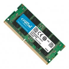 MEMORIA DDR4 4GB CRUCIAL / SODIMM / 2666 MHZ / PC4 21300 CL19