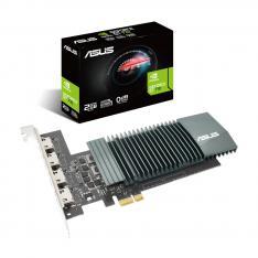 TARJETA GRAFICA ASUS NVIDIA GT710-4H-SL-2GD5 2GB GDDR5 HDMI