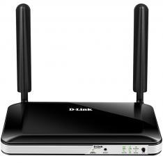 ROUTER WIFI D-LINK DWR-921 4 PUERTOS LAN 1 PUERTO WAN 4G LTE