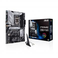 PLACA BASE ASUS INTEL PRIME Z590-P WIFI SOCKET 1200 DDR4 X4 MAX 128GB 3200MHZ DISPLAY PORT HDMI ATX