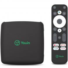 ANDROID TV YOUIN EN1040K 2G/ 8GB / 4K / WIFI