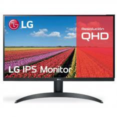 "MONITOR LED IPS LG 24QP500 23.8"" 2560 X 1440 5MS HDMI DISPLAY PORT"