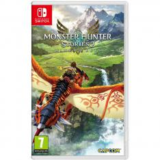 JUEGO NINTENDO SWITCH - MONSTER HUNTER STORIES 2: WINGS OF RUIN