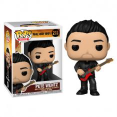 FUNKO POP ESTRELLAS DEL ROCK FALL OUT BOY PETE WENTZ 53007