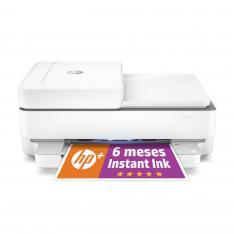 MULTIFUNCION HP INYECCION COLOR ENVY 6420E FAX/ A4/ 10PPM/ 256MB/ USB/ WIFI/ DUPLEX IMPRESION/ ADF