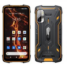 "TELEFONO MOVIL SMARTPHONE CUBOT KING KONG 5 PRO 6.0"" NARANJA/NEGRO/ 64GB ROM/ 4GB RAM/ 8000 mAh/  DUAL SIM/"