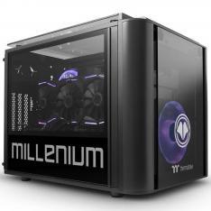 ORDENADOR MILLENIUM MACHINE 2 MINI SEJUANI GAMING/ AMD RYZEN 9 3900/ NVIDIA RTX 3070 8GB/ 16GB RAM/ 1TB HDD/ 480GB SSD/ W10