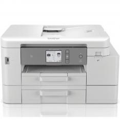 MULTIFUNCION BROTHER INYECCION COLOR MFCJ4540DWXLRE1 FAX/ A4/ 20PPM/ USB/ RED/ WIFI/ ADF 20 HOJAS