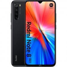 "TELEFONO MOVIL SMARTPHONE XIAOMI REDMI NOTE 8 (2021) SPACE BLACK/ 6.3""/ 64GB ROM/ 4GB RAM/ 48+8+2+2MPX/ 13MPX/ 4000 mAh/ 4G/ HUELLA/ OCTA CORE"