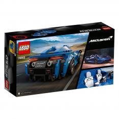 LEGO CONSTRUCCIONES DEPORTIVO MCLAREN ELVA 76902