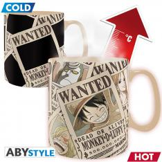 TAZA TERMICA ABYSSE ONE PIECE