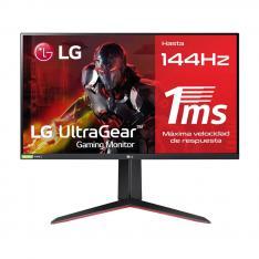 "MONITOR LED IPS LG 27GN650-B 27"" FHD 1MS HDMI DISPLAY PORT REG. ALTURA GAMING"
