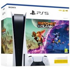 CONSOLA SONY PS5 + RATCHET AND CLANK
