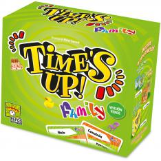 JUEGO DE MESA ASMODEE TIME'S UP KIDS 1 PEGI 8