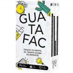 JUEGO DE MESA ASMODEE GUATAFAC PEGI 16
