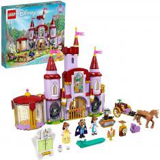 LEGO DISNEY CONSTRUCCIONES LA BELLA Y LA BESTIA CASTILLO DE BELLA Y BESTIA