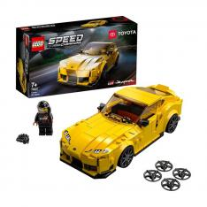 LEGO CONSTRUCCIONES DEPORTIVO TOYOTA GR SUPRA 76901