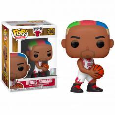FUNKO POP DEPORTES NBA DENNIS RODMAN CHICAGO BULLS LOCAL 55216