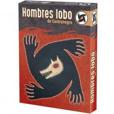 JUEGO DE MESA ASMODEE LOS HOMBRES LOBO DE CASTONEGRO PEGI 10