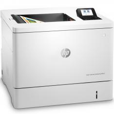 MULTIFUNCION HP LASER COLOR LASERJET ENTERPRISE M554dn A4/ 35PPM/ 1GB/ USB/ RED/ DUPLEX IMPRESION