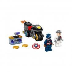 LEGO CONSTRUCCIONES MARVEL CAPITAN AMERICA CONTRA HYDRA 76189
